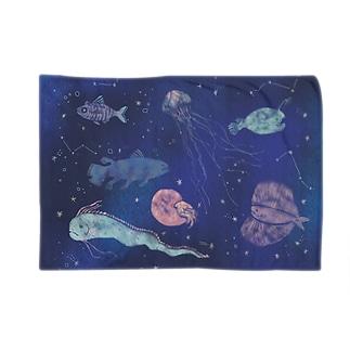 深海のほし Blankets