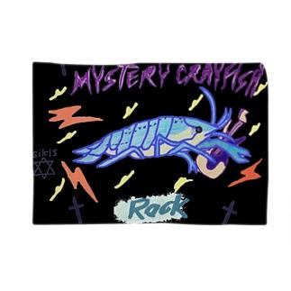 MYSTERY CRAYFISH Blankets