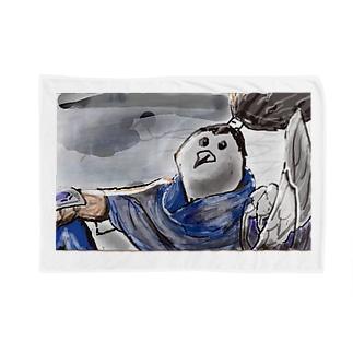 淫夢鳥獣戯画 Blankets