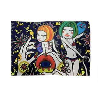 お星様と女子。 Blankets