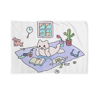 ぐだぐだタイム Blankets