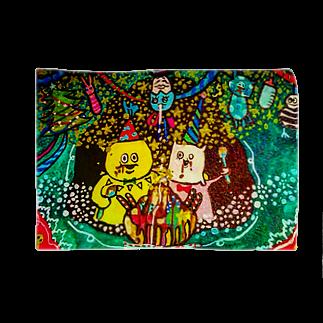 yonshirouの幸せグッズ Blankets