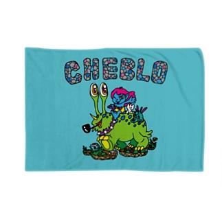 CHEBLO'S ブランケット