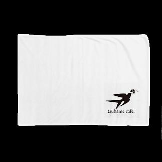 マツバラミチヒサ@フォトグラファーのツバメカフェオリジナル Blankets