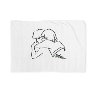 がーるみーつぼーい Blankets