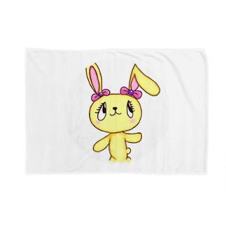 心の妖精・ココロン Blankets