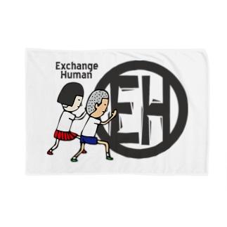 ふたりのちから【EH】 Blankets