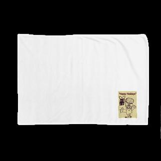 kityiのおばけ君のプレゼント Blankets