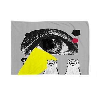 アイくまトリオ Blankets