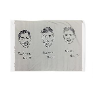 サッカー野郎♡ Blankets