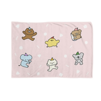 みんな おやすみ Blankets
