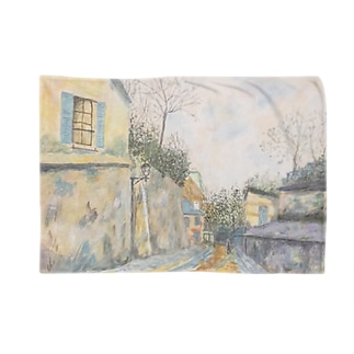ユトリロの幻影:Mirage of Utrillo Blankets