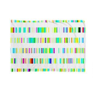Color Bars Blankets