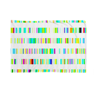レオナのColor Bars Blankets
