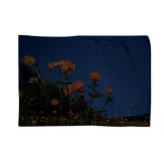 夜に咲く Blankets