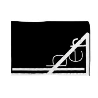 Liber三角のやつ ブランケット