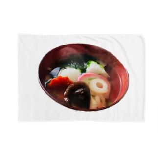 matsunomiのお雑煮 Blankets