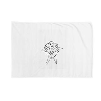 JUNSEN(純仙)ヒロゲッタリーノ Blankets