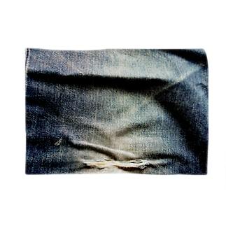 フェイクデニム Blankets