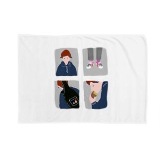 君の好きなところ Blankets