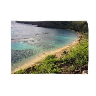Honolulu island ブランケット
