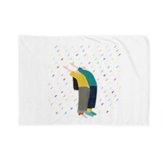 雨の降った日 Blankets