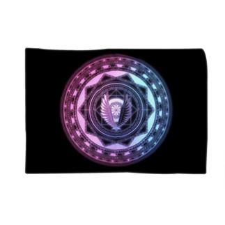 魔法陣タオルケット Blankets