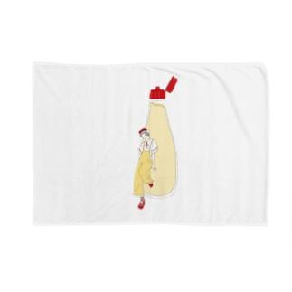 マヨネーズ女子 Blankets