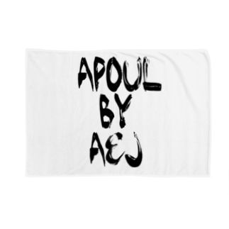 APOUL BY A&J (PAINT) #1 ブランケット