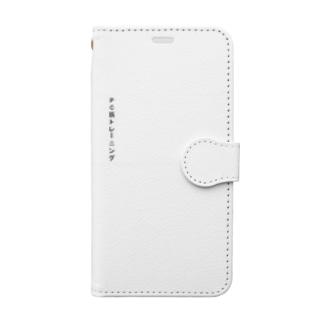 PC筋トレーニング Book-style smartphone case