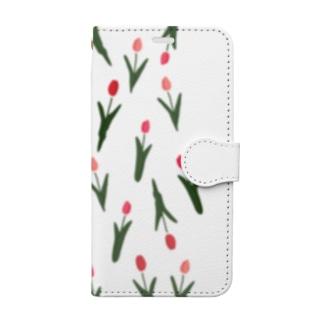 🌷  tulip Book style smartphone case