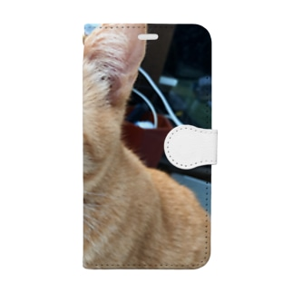 きーちゃんは言いたいことがあるのきーちゃんは言いたいことがある Book-style smartphone case