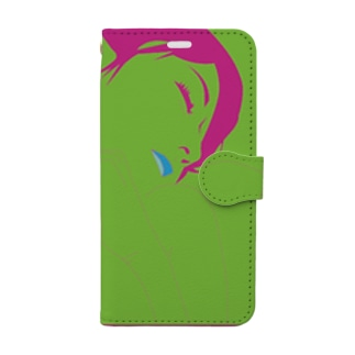 EROGIRL / ECSTASY Book-style smartphone case