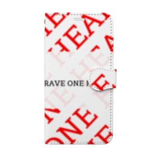 brave Book-style smartphone case