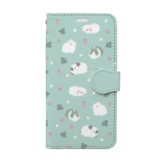 イチゴコウサ Book-style smartphone case