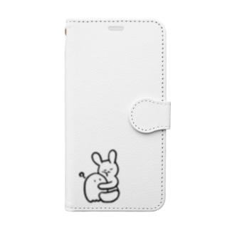 だいじだいじ Book-style smartphone case