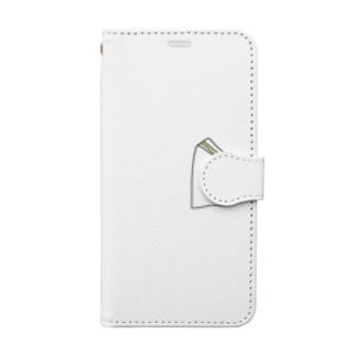 サンドウィッチの片割れ② Book-style smartphone case