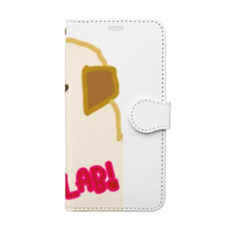 Go to LAB Book-style smartphone case