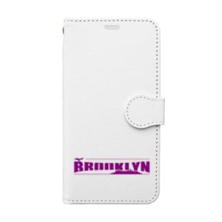 2021 BROOKLYN Book-style smartphone case