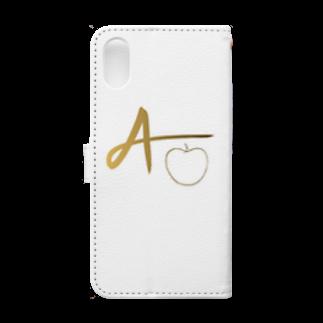 Apple.21🍎のAppleGaming #4 Book-style smartphone caseの裏面