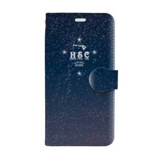 Stars in heaven Book-style smartphone case