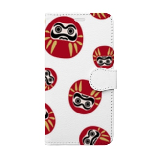 DARUMA Book-style smartphone case