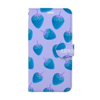 毒苺づくし🍓 Book-style smartphone case