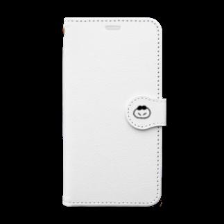 0jpのぺー Book-style smartphone case