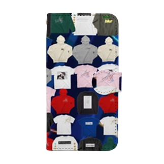 SHOP iPhoneケース Book-style smartphone case