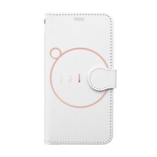 ℃-taion- Book-style smartphone case