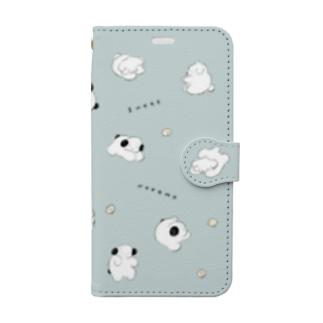 すてん・ころん Book-style smartphone case