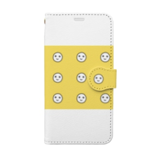 かおくん Book-style smartphone case