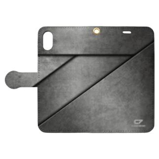METAL GRANGE Book-style smartphone case