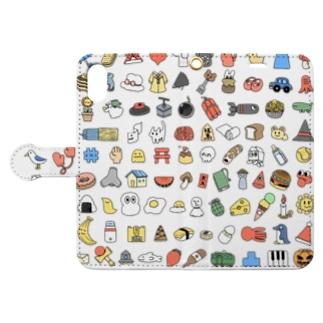 108 Book-style smartphone case